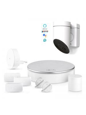 Home Alarm Video inkl. Außenkamera Weiß
